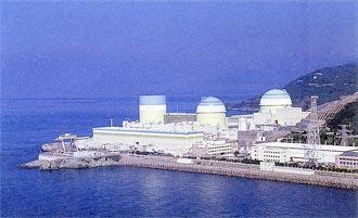 安定した電力供給を行う「伊方原子力発電所」