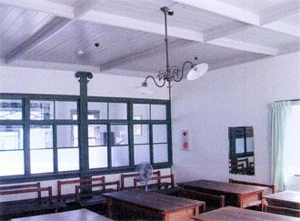 洋館の内部(1階)