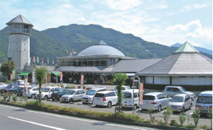 道の駅「貞光ゆうゆう館」