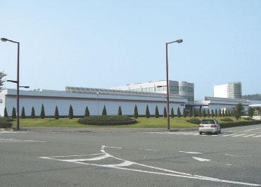 プラズマディスプレイ用光学フィルタの製造工場
