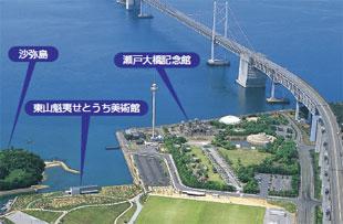 道の駅「瀬戸大橋記念公園」