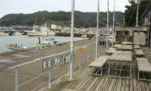 土佐清水港