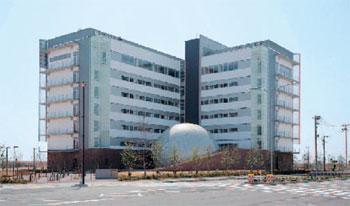 甲南大学フロンティアサイエンス学部新キャンパス