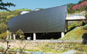 画像:吉野川市美郷ほたる館