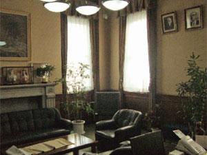 画像:2階 社長室