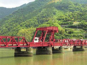 画像:長浜大橋