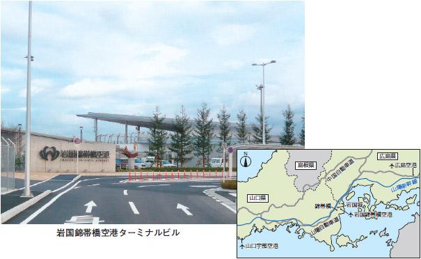 岩国錦帯橋空港ターミナルビル