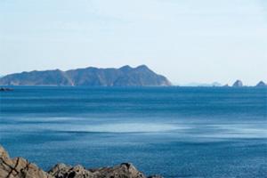 画像:御五神島