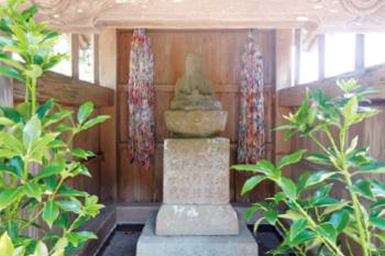 画像:松ノ木地蔵