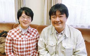 画像:左が安井さん・右が成田さん