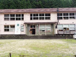 ショールームやツアー窓口となる森の学校