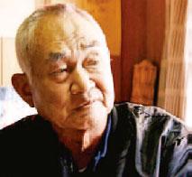 画像:松山離島振興協会の田中政利会長
