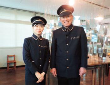 作者の久保田さん(左)と中田さん