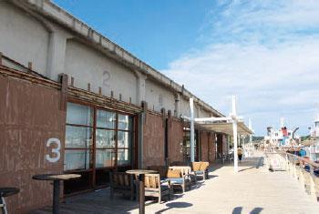 ONOMICHI U2港側外観
