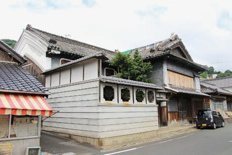 菊池庸夫邸(西のおやけ)